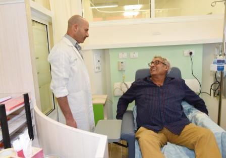 первый пациент центр Наследие
